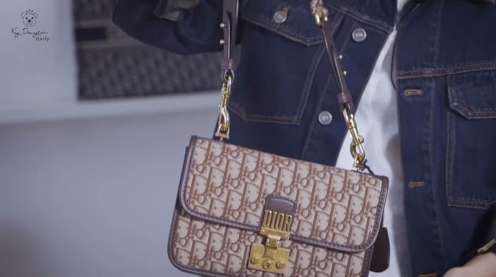 Lóa mắt tủ đồ Dior nửa tỷ của Hoa hậu Kỳ Duyên-2