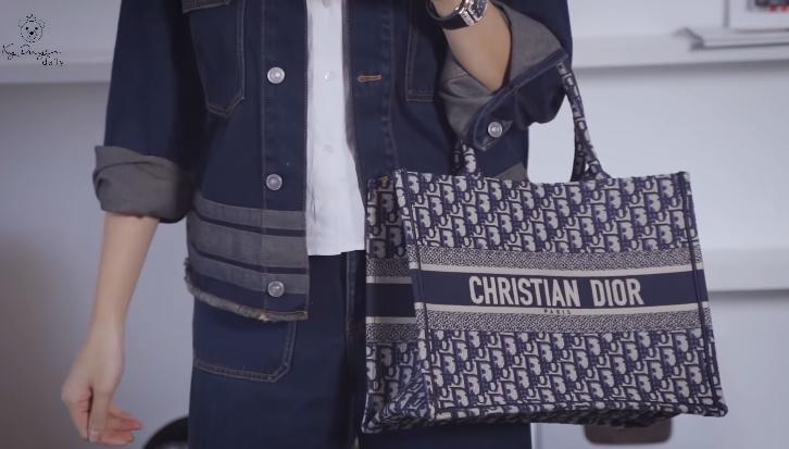 Lóa mắt tủ đồ Dior nửa tỷ của Hoa hậu Kỳ Duyên-13