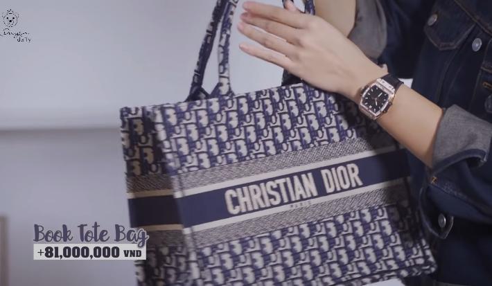 Lóa mắt tủ đồ Dior nửa tỷ của Hoa hậu Kỳ Duyên-14