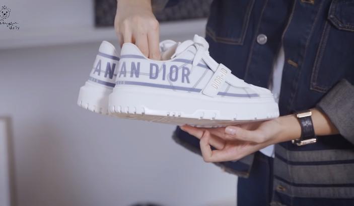 Lóa mắt tủ đồ Dior nửa tỷ của Hoa hậu Kỳ Duyên-20