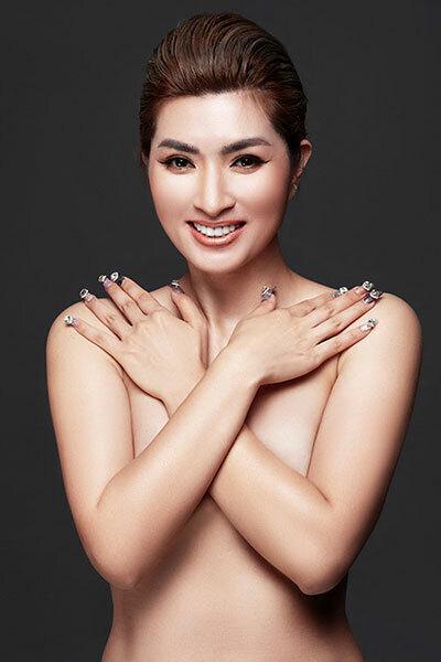 Nhan sắc thời trẻ của Nguyễn Hồng Nhung - nữ ca sĩ khổ sở vì scandal lộ clip nóng-5