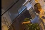 Sự thật clip người đàn ông lén lút tháo dây chắn trong khu phong tỏa-3