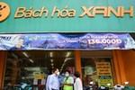 Thêm 3 cửa hàng Bách Hóa Xanh bị lập biên bản