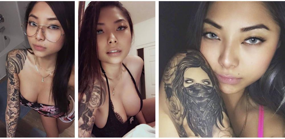 Nhan sắc nóng bỏng của Cassie Trinh Võ - người yêu cũ của rapper số 1 Việt Nam-5