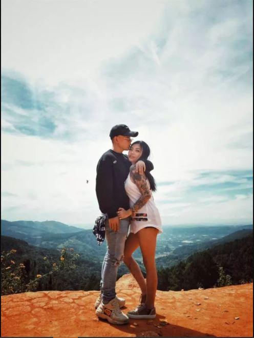 Nhan sắc nóng bỏng của Cassie Trinh Võ - người yêu cũ của rapper số 1 Việt Nam-1