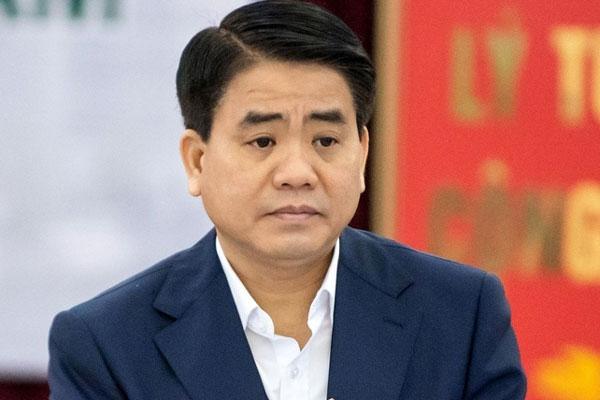 Cựu Chủ tịch Nguyễn Đức Chung tiếp tục bị khởi tố-1