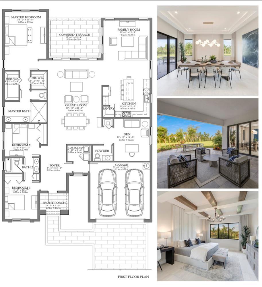 Những mẫu nhà vườn 1 tầng 4 phòng ngủ đẹp đẳng cấp, cho bạn cuộc sống sang chảnh và không gian nghỉ dưỡng hoàn hảo-13