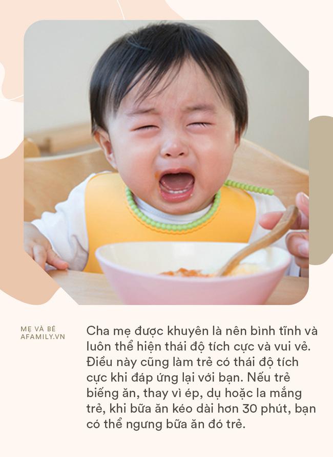 Bác sĩ nhi chỉ ra 1 nguyên nhân khiến trẻ biếng ăn nhiều cha mẹ không thể ngờ tới-2
