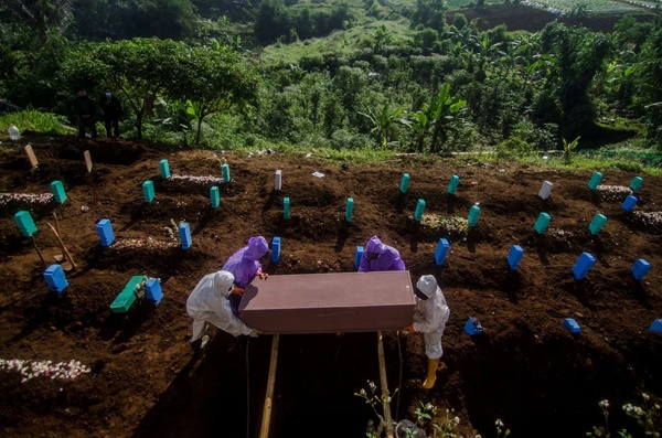 Chuyên gia cảnh báo: Nguy cơ sản sinh siêu biến chủng nguy hiểm hơn cả Delta tại vườn ươm Indonesia-2