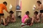 Nóng: Lời khai của nhóm đối tượng hành hạ, lột quần áo cô gái trẻ rồi quay video ở Thái Bình-2