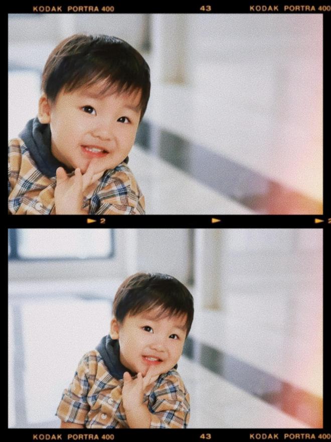 Clip 2 triệu view đang hot: Quý tử nhà Hoà Minzy chưa đầy 2 tuổi đã thuộc làu 19 quốc kỳ, ai cũng phục sát đất-7