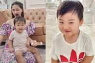 Clip 2 triệu view đang hot: Quý tử nhà Hoà Minzy chưa đầy 2 tuổi đã thuộc làu 19 quốc kỳ, ai cũng 'phục sát đất'