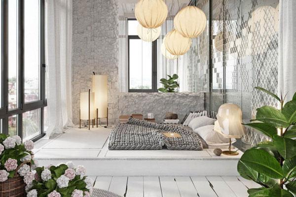 Tham khảo những ý tưởng hay để trang trí phòng ngủ xinh xắn-1