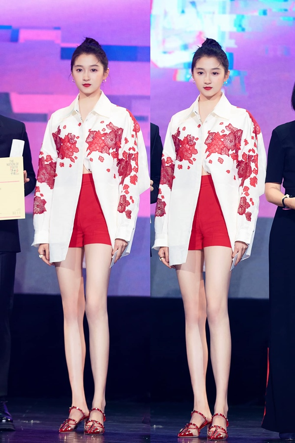 Son Ye Jin đại chiến Quan Hiểu Đồng khi diện áo na ná: Chị Đẹp lên đồ dìm dáng, mờ nhạt hơn hẳn bạn gái Lộc Hàm-5