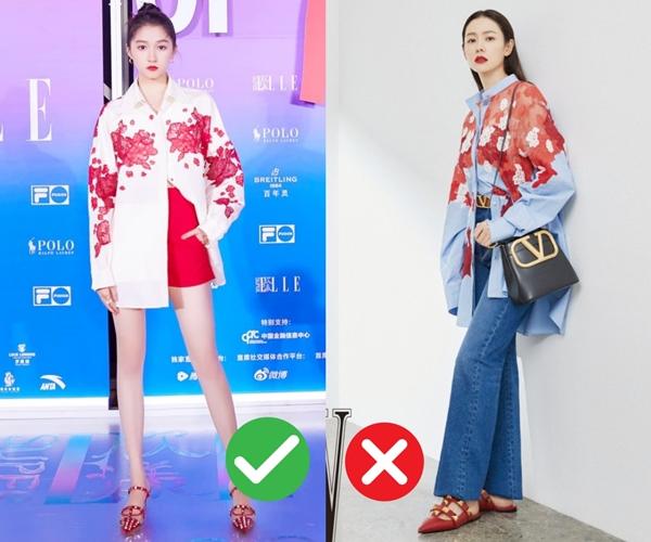 Son Ye Jin đại chiến Quan Hiểu Đồng khi diện áo na ná: Chị Đẹp lên đồ dìm dáng, mờ nhạt hơn hẳn bạn gái Lộc Hàm-6