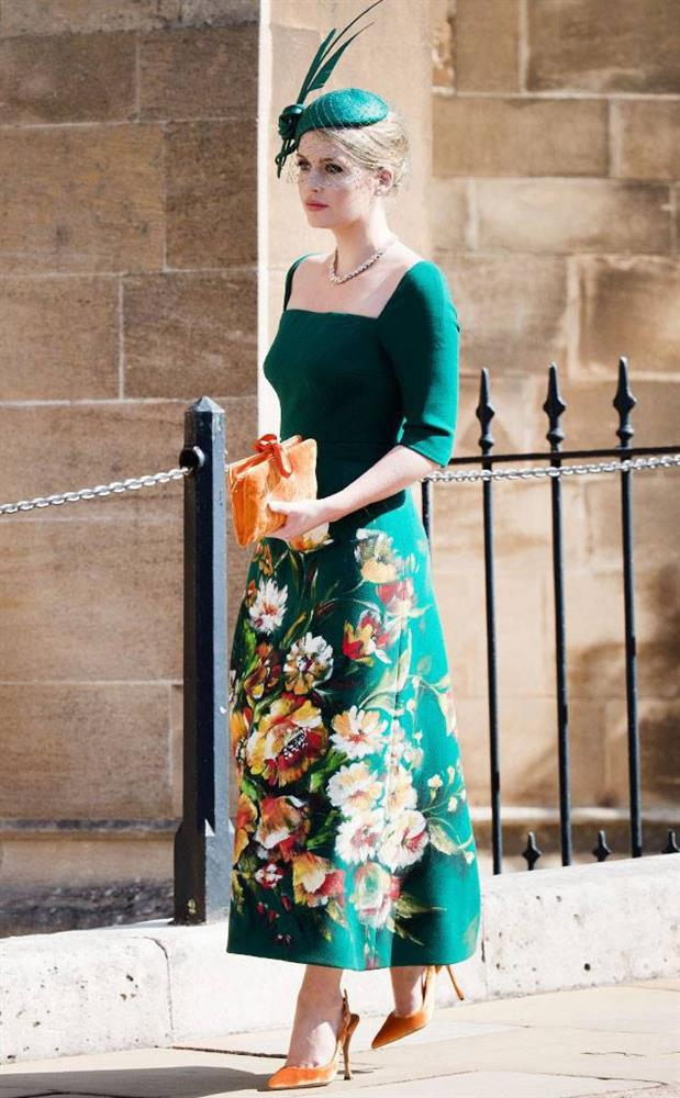 Cháu gái Công nương Diana kết hôn: Bộ váy cưới vượt thời gian và câu chuyện xúc động đằng sau con số 32-2