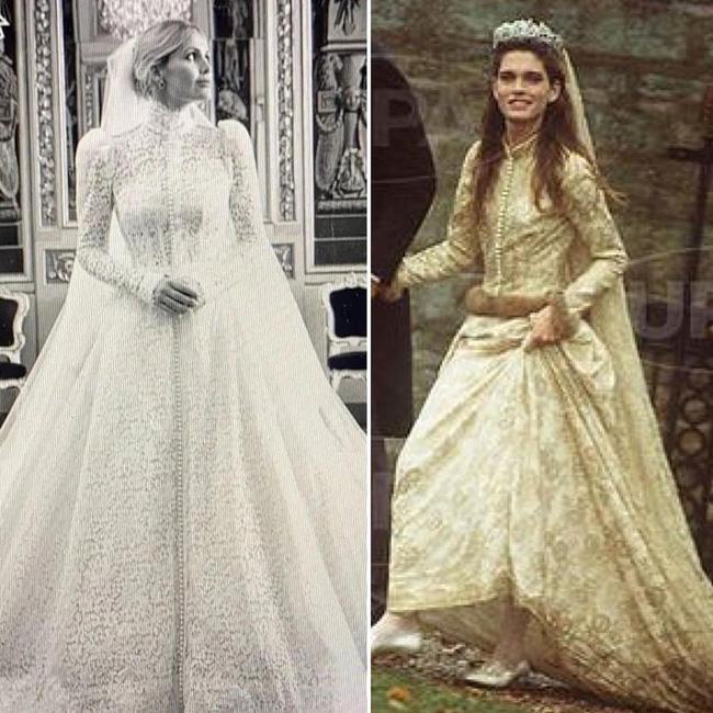 Cháu gái Công nương Diana kết hôn: Bộ váy cưới vượt thời gian và câu chuyện xúc động đằng sau con số 32-8