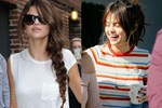 Selena Gomez có nhiều khoảnh khắc chạm đỉnh visual nhờ 4 cách buộc tóc xinh tươi, lãng mạn