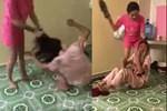 NÓNG: Bắt giam 2 đối tượng tra tấn thiếu nữ 15 tuổi như thời trung cổ ở Thái Bình-3