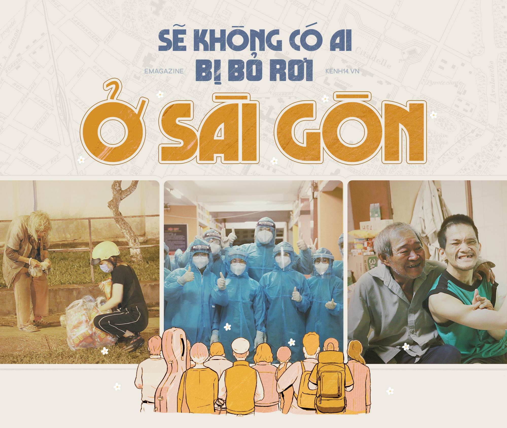 Sẽ không có ai bị bỏ rơi ở Sài Gòn