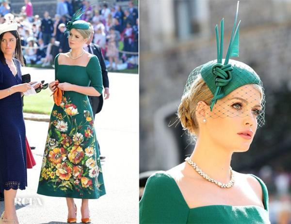 Cháu gái Công nương Diana từng chiếm spotlight tại đám cưới Meghan bất ngờ kết hôn, danh tính chú rể gây chú ý-1