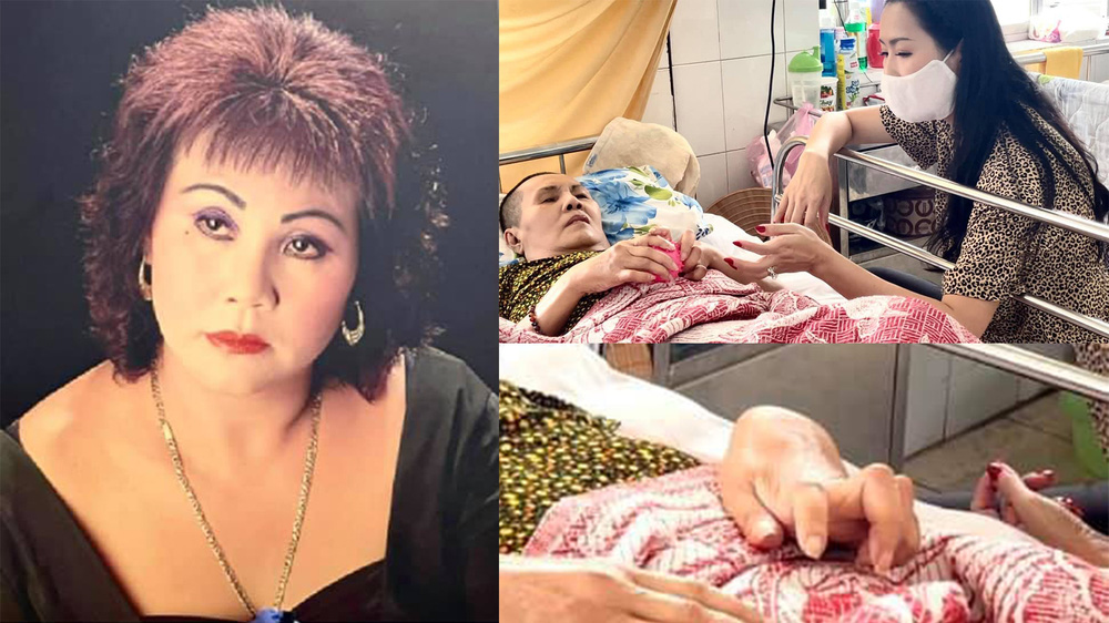 Tình trạng hiện tại của nghệ sĩ Hoàng Lan sau 4 tháng phẫu thuật vùng lưng hoại tử-1