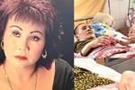 Tình trạng hiện tại của nghệ sĩ Hoàng Lan sau 4 tháng phẫu thuật vùng lưng hoại tử