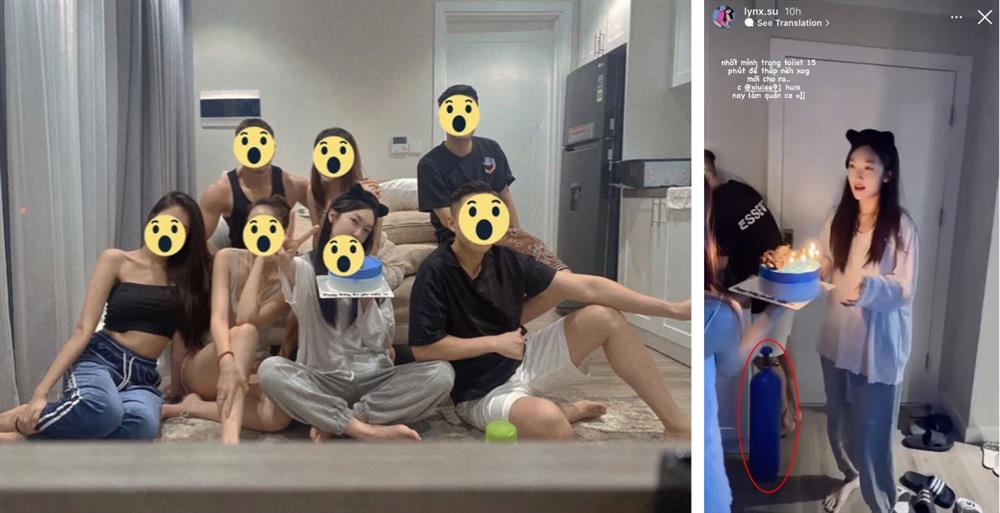 Động thái đầu tiên của cựu hot girl Hà Nội sau vụ bất chấp Chỉ thị 16 vẫn tụ tập, thậm chí nghi sử dụng bóng cười-1