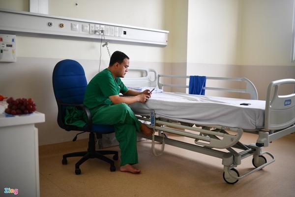 Ranh giới sinh tử ở Bệnh viện Hồi sức Covid-19 TP.HCM-28