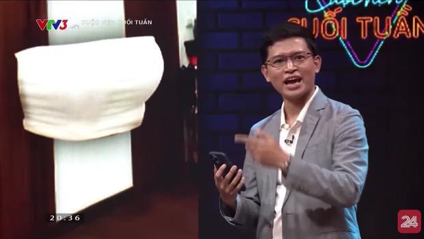 Màn cà khịa các ông chồng mê vợ quốc dân Tiểu Hý đến từ vị trí của nam MC nhiều muối nhất VTV - Việt Hoàng khiến dân mạng cười không ngớt-2