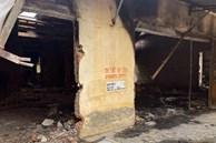 2 vợ chồng tử vong sau tiếng nổ trong đám cháy ở Hải Phòng