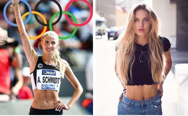 Nữ VĐV quyến rũ nhất hành tinh tỏa sáng tại Olympic Tokyo 2020, nhan sắc đến body không chê vào đâu được-2