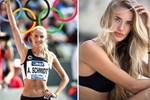 Nữ VĐV quyến rũ nhất hành tinh tỏa sáng tại Olympic Tokyo 2020, nhan sắc đến body không chê vào đâu được