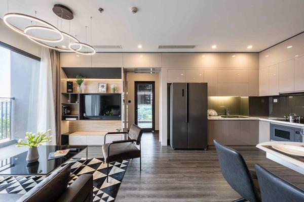 Vinhomeskết nối khách thuê và chủ căn hộ phân khu The Zenpark-1