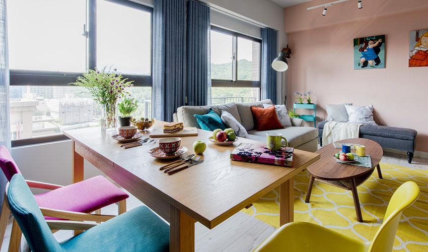 Ngôi nhà có phòng khách đủ làm bao người choáng vì độ chịu chơi, thiết kế ngầu như này liệu bạn có dám thử?-1