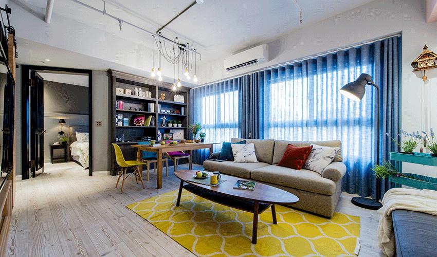 Ngôi nhà có phòng khách đủ làm bao người choáng vì độ chịu chơi, thiết kế ngầu như này liệu bạn có dám thử?-2