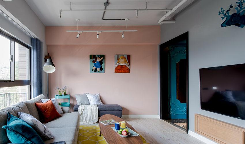 Ngôi nhà có phòng khách đủ làm bao người choáng vì độ chịu chơi, thiết kế ngầu như này liệu bạn có dám thử?-8
