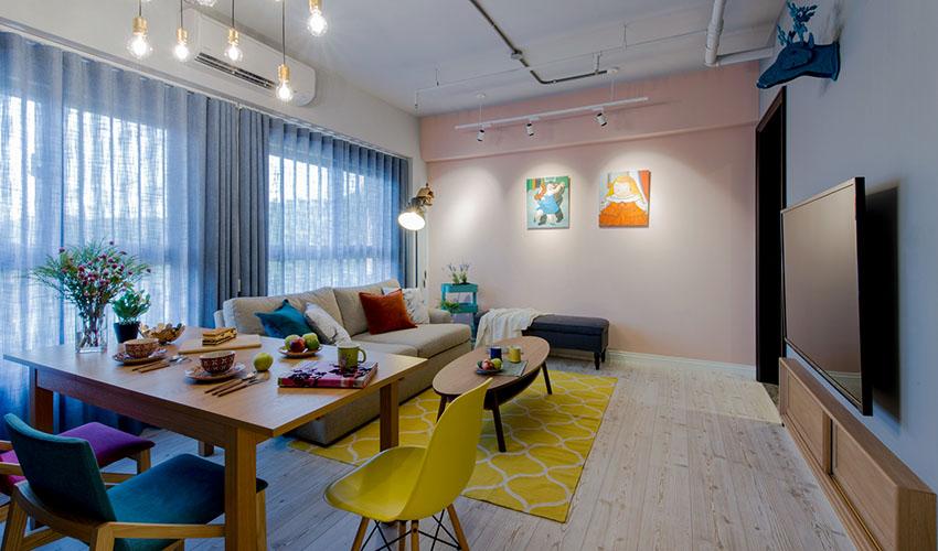 Ngôi nhà có phòng khách đủ làm bao người choáng vì độ chịu chơi, thiết kế ngầu như này liệu bạn có dám thử?-9