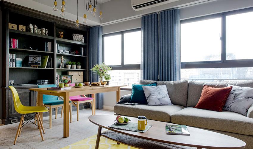 Ngôi nhà có phòng khách đủ làm bao người choáng vì độ chịu chơi, thiết kế ngầu như này liệu bạn có dám thử?-11