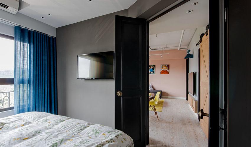 Ngôi nhà có phòng khách đủ làm bao người choáng vì độ chịu chơi, thiết kế ngầu như này liệu bạn có dám thử?-15