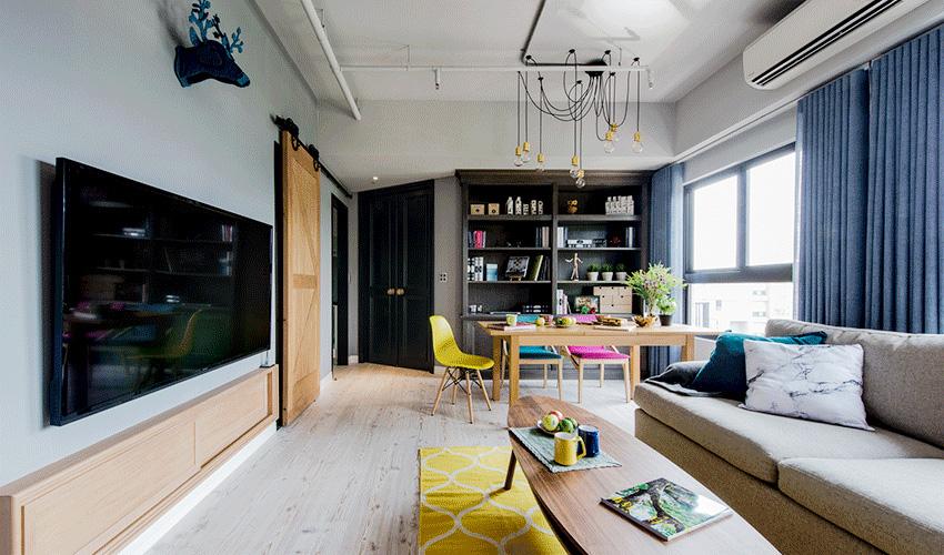 Ngôi nhà có phòng khách đủ làm bao người choáng vì độ chịu chơi, thiết kế ngầu như này liệu bạn có dám thử?-20
