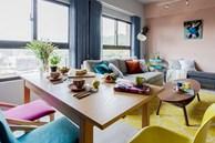 Ngôi nhà có phòng khách đủ làm bao người choáng vì độ 'chịu chơi', thiết kế 'ngầu' như này liệu bạn có dám thử?