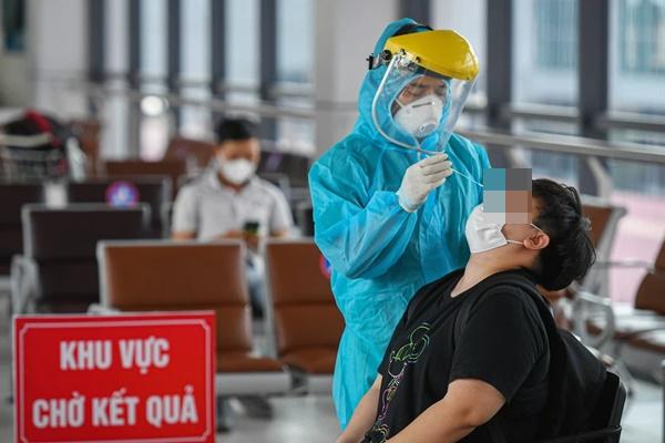 Sáng 27/7, Hà Nội ghi nhận 19 ca dương tính SARS-CoV-2 ở 9 chùm ca bệnh-1