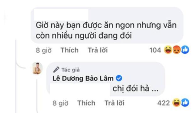 Lê Dương Bảo Lâm bị chỉ trích vì tụ tập đông người ăn bún bò mùa dịch, lời giải thích nghe có hợp lý?-6