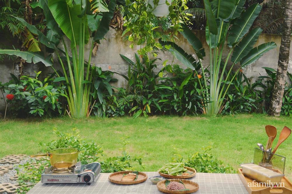 Sở hữu mảnh vườn thật chill, chàng trai trẻ Kiên Giang yên tâm nấu ăn, đọc sách, ngắm cây những ngày giãn cách-18