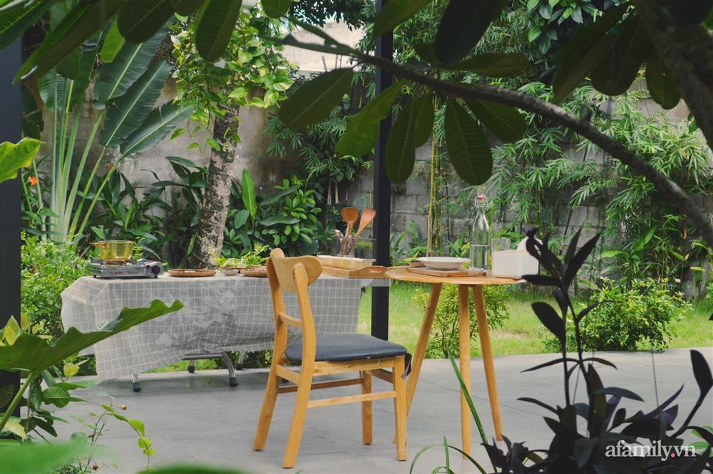 Sở hữu mảnh vườn thật chill, chàng trai trẻ Kiên Giang yên tâm nấu ăn, đọc sách, ngắm cây những ngày giãn cách-19