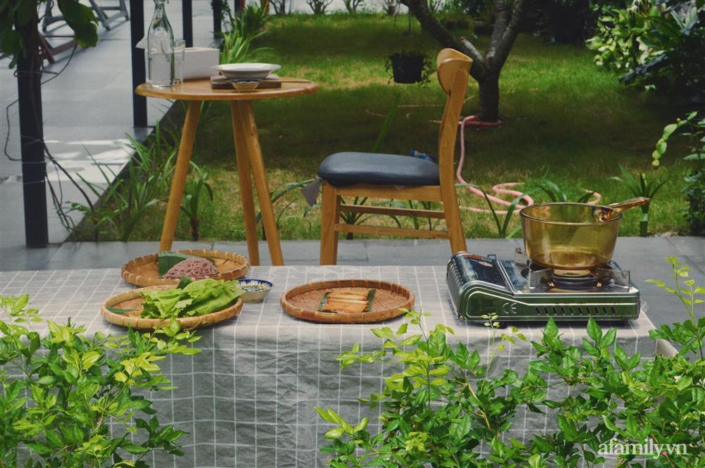 Sở hữu mảnh vườn thật chill, chàng trai trẻ Kiên Giang yên tâm nấu ăn, đọc sách, ngắm cây những ngày giãn cách-21
