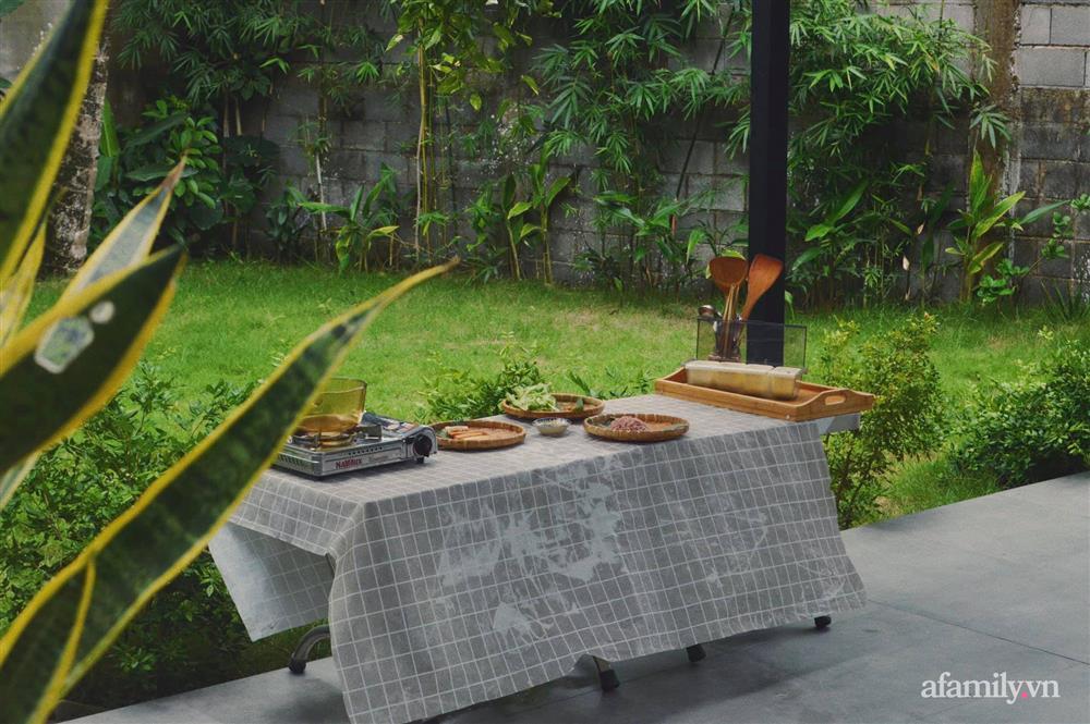 Sở hữu mảnh vườn thật chill, chàng trai trẻ Kiên Giang yên tâm nấu ăn, đọc sách, ngắm cây những ngày giãn cách-24