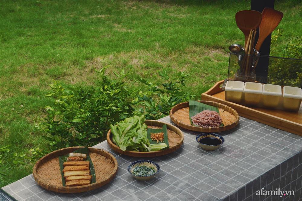 Sở hữu mảnh vườn thật chill, chàng trai trẻ Kiên Giang yên tâm nấu ăn, đọc sách, ngắm cây những ngày giãn cách-25