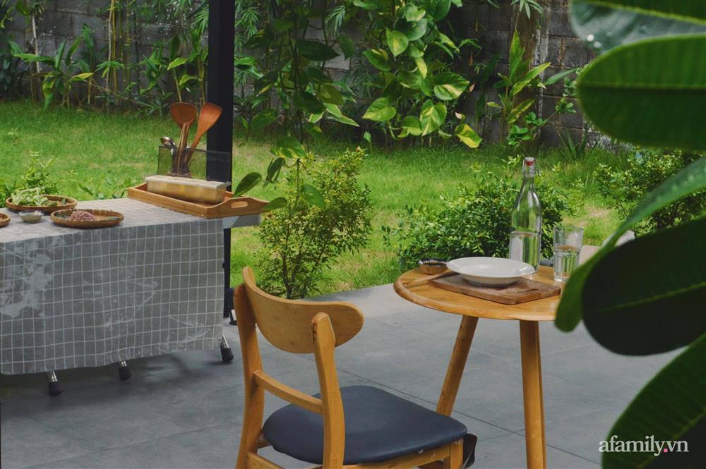 Sở hữu mảnh vườn thật chill, chàng trai trẻ Kiên Giang yên tâm nấu ăn, đọc sách, ngắm cây những ngày giãn cách-27